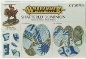 Warhammer 6698 Shattered Dominion 60 & 90mm Oval Bases
